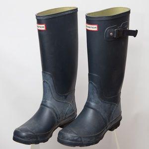 Hunter Huntress Boot Size 7